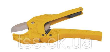 Труборіз для пластикових труб 3-42 мм MASTERTOOL 74-0311, фото 2