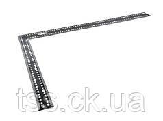 Угольник строительный MASTERTOOL 600х400 мм 30-3600