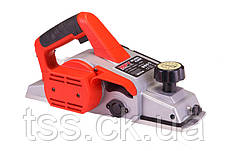 Рубанок електричний 950 Вт, 90*2 мм, 15000 об/хв, аксесс. 4 шт, кейс MPT MPL9203, фото 3