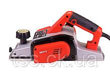 Рубанок электрический 950 Вт, 90*2 мм, 15000 об/мин, аксесс. 4 шт, кейс MPT MPL9203, фото 3