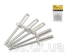 Слепые заклепки алюминиевые 4,0*10,16 мм, 50 шт MASTERTOOL 20-0590