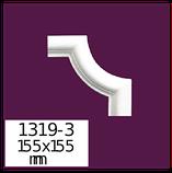 Молдинг для стен  Home Décor 1319 (2.44м)  , лепной декор из полиуретана, фото 6