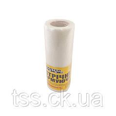 Лента стеклотканевая с липким слоем 150 мм*20 м 8*8 60г/м.кв MASTERTOOL 08-9407