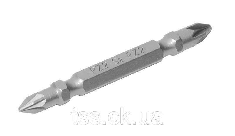 Насадки отвёрточные РZ2-РZ2*65 мм, S2, 10 шт GRANITE 10-92-651