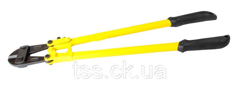 Ножиці для прутів L=600 мм D=8мм, T8, HRC53~60 MASTERTOOL 01-0124