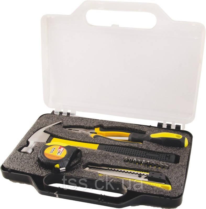 Набор инструмента 15 элементов MASTERTOOL 78-0315