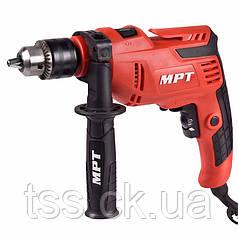 Дрель ударная 13 мм, 550 Вт, 0-3000 об/мин, 48000 уд/мин MPT MID5506
