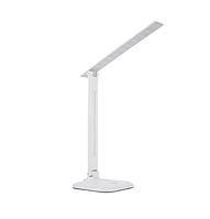 Светодиодная настольная лампа белого цвета 10W 4000K GLX с тремя режимами яркости NL 0.5G