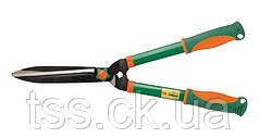 Ножницы для стрижки кустарников 620 мм, лезвия тефлон, двухкомпонентные ручки MASTERTOOL 14-6132