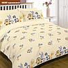 Постельное белье в кроватку Viluta ткань Ранфорс кролик бакс бани