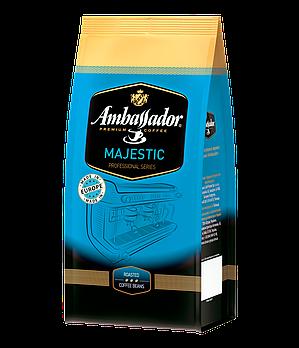 Кава в зернах Ambassador Majestic, пакет 1000г
