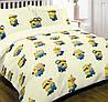 Постельное белье в кроватку Viluta ткань Ранфорс миньоны