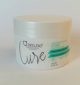 Питательная маска Occuba Professional Therapy Cure Nourishing Hair Mask 200 мл  КОД: 1086
