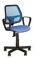 Офисное кресло для персонала Alfa GTP C-6 синий