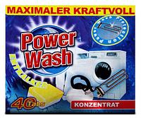 Таблетки от накипи Power Wash 40шт