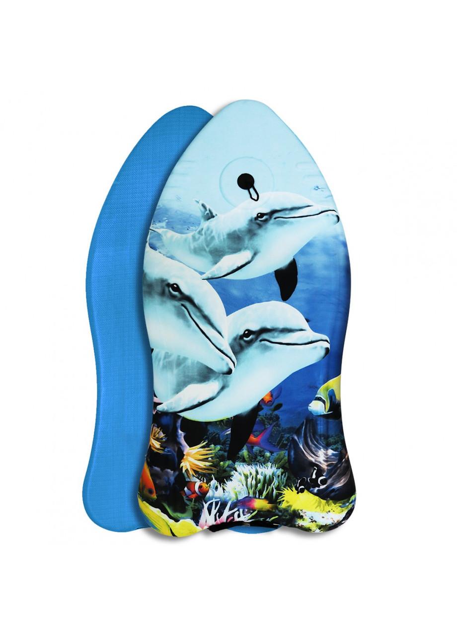 Бодиборд-доска для плавания на волнах SportVida Bodyboard SV-BD0002-2