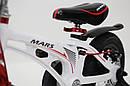 """Дитячий двоколісний велосипед 12 дюймів магнезиевая рама """"MARS-12"""" White, фото 8"""