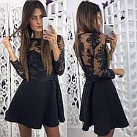 Черное платье, фото 1