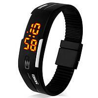 Cпортивные мужские часы Skmei 1099 Binar Черные