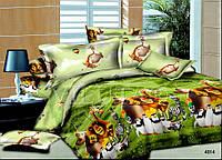 Постельное белье в кроватку Viluta ткань Ранфорс Мадагаскар