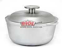 Кастрюля алюминиевая 1,5л БИОЛ K0150
