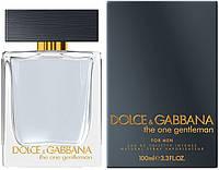 Dolce & Gabbana The One Gentleman туалетная вода 100 ml. (Дольче Габбана Зе Уан Джентельмен), фото 1