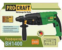 Перфоратор Procraft BH-1400