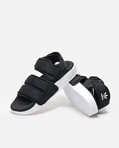 Чоловічі Босоніжки Adidas Sandals Black White
