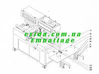 Термоупаковочная автоматическая машина (линия)