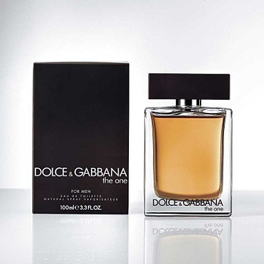 Dolce & Gabbana The One For Men туалетная вода 100 ml. (Дольче Габбана Зе Уан фор Мен)