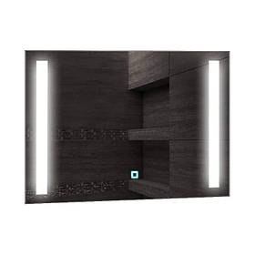 Дзеркало прямокутне з LED підсвічуванням SmartWorld Nelly 50x60x3 см КОД: 1022-d2-50x60x3