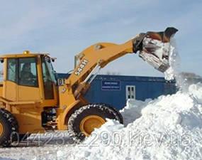Прибирання снігу Київ Київська область