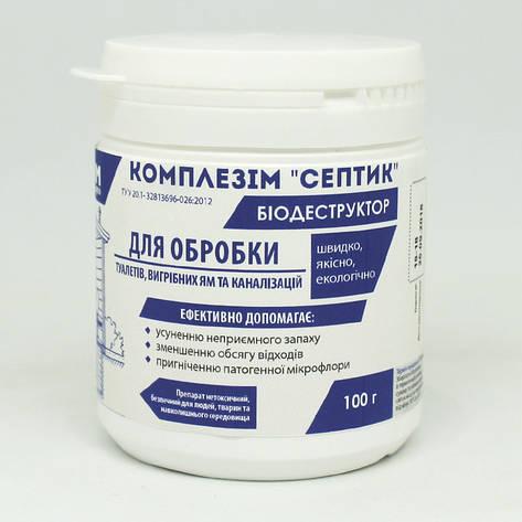 Біодеструктор Комплезим З (100 гр), Ензим Агро, фото 2