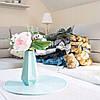 Детский конверт для коляски, санок 4 в 1 Springos SB0001 Blue, фото 2