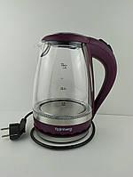 Чайник электрический c подсветкой RAINBERG RB-701/702