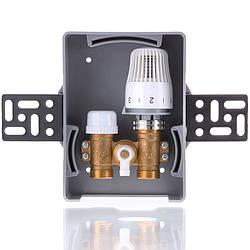 Кран кульовий PPR КШ (ручка) для гарячої води 40 (KOER K0178.PRO) (KP0230)