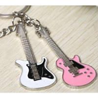 Парні брелки для закоханих - Гітари