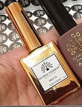 Матовый топ без липкого слоя  Global Fashion TOP MATTE COAT, 12мл
