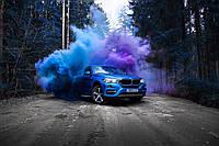 Секреты незабываемой фотосессии с цветным дымом