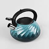 Чайник Maestro MR-1321-Blue, фото 2