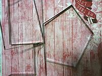 """Вырубка для пряника """"Дом 3D""""(код 04421)"""