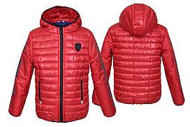 "Демісезонна куртка з накаткою на рукавах ""PORSCHE DESIGN"" для хлопчика"