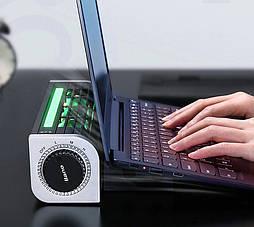 Охлаждающая подставка для ноутбука LLANO с RGB-подсветкой