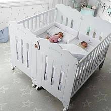 Ліжечко для двох новонароджених