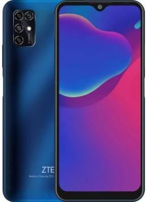 Мобильный телефон ZTE Blade V2020 Smart 4/64GB Blue, фото 2