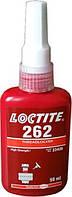 Фиксатор резьбы Loctite 262 50мл. 3506100098