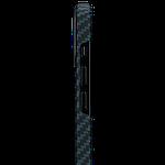 Pitaka MagEZ Twill Case кевларовий чохол для iPhone 12 mini Black/Blue, фото 3