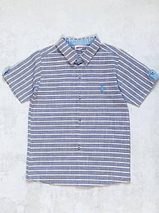 Рубашка для мальчика, 11/12, 12/13, 14/15 л.