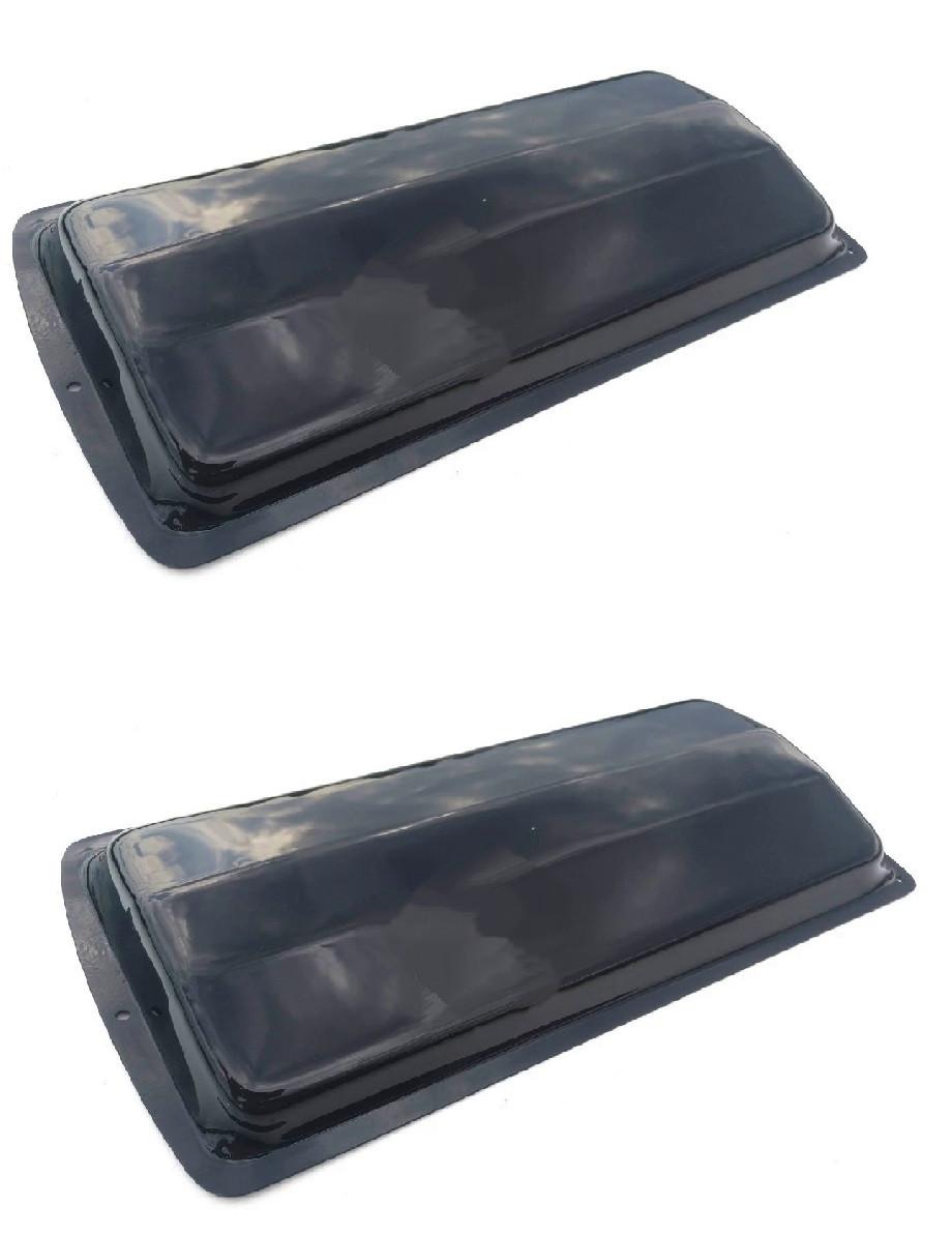 "Захист фар ВАЗ 2106 темна ""Voron Glass"""
