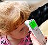 Бесконтактный инфракрасный термометр Elera TH-600, фото 3